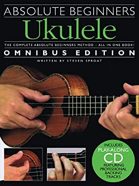 Ukulele [With CD (Audio)] 9780825637407