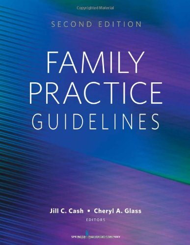 Family Practice Guidelines 9780826118127