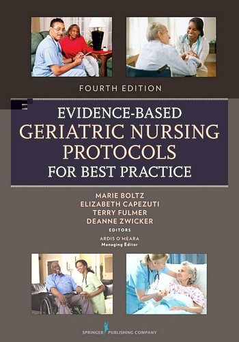 Evidence-Based Geriatric Nursing Protocols for Best Practice 9780826171283