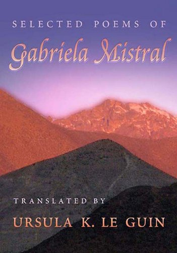 Selected Poems of Gabriela Mistral 9780826328199