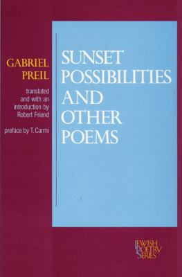 Sunset Possibilities and Other Poems 9780827602410