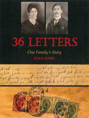 36 Letters: One Family's Story 9780827609266