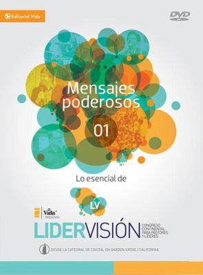 Lidervisi N DVD: Mensajes Poderosos 01 9780829757774