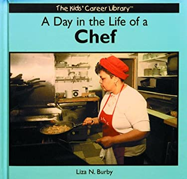 A Day in the Life of a Chef 9780823952984