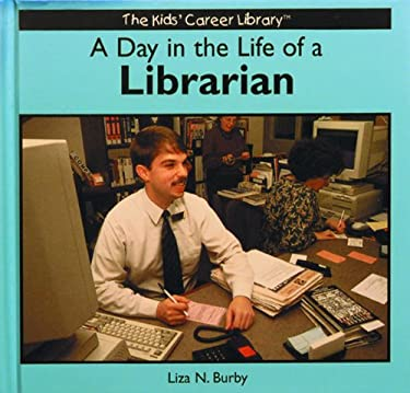 A Day in the Life of a Librarian 9780823953042