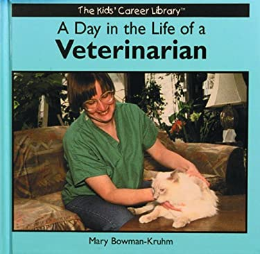 A Day in the Life of a Veterinarian 9780823952960