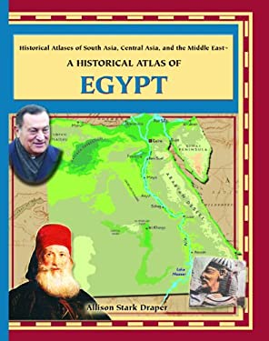 A Historical Atlas of Egypt 9780823944989