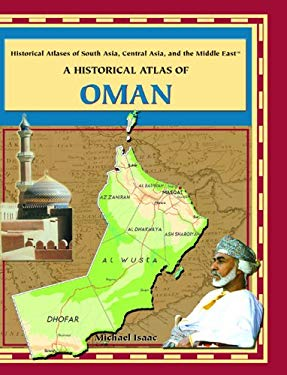 A Historical Atlas of Oman 9780823945009