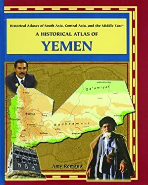 A Historical Atlas of Yemen 9780823945023