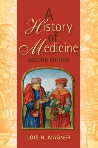 A History of Medicine 9780824740740