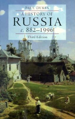 A History of Russia: Medieval, Modern, Contemporary, C.882-1996 9780822320968