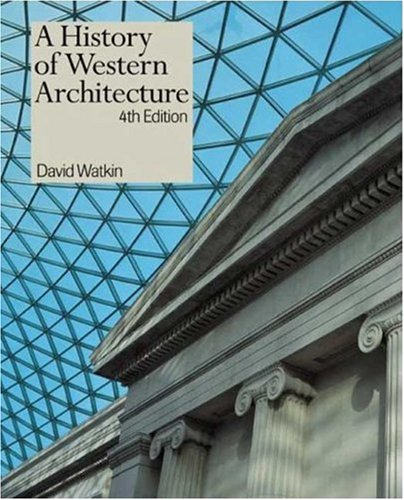 A History of Western Architecture 9780823022779