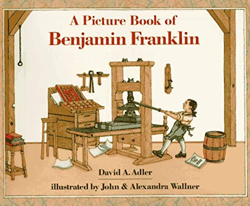 A Picture Book of Benjamin Franklin 9780823408825