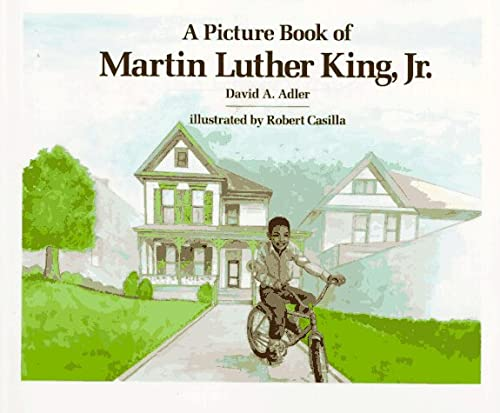 A Picture Book of Martin Luther King, Jr. 9780823408474