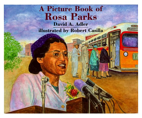 A Picture Book of Rosa Parks 9780823411771