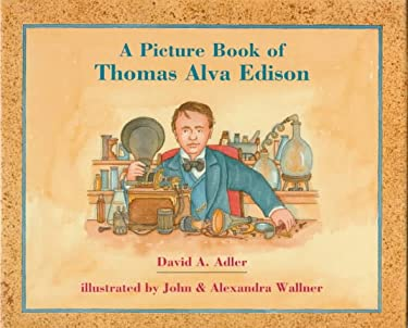 A Picture Book of Thomas Alva Edison 9780823412464
