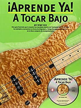A Tocar Bajo [With CD] 9780825628832