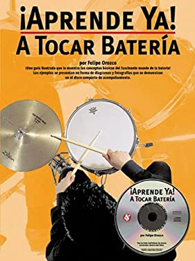 A Tocar Bateria [With CD] 9780825628801