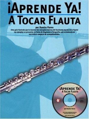 A Tocar Flauta [With CD] 9780825628825