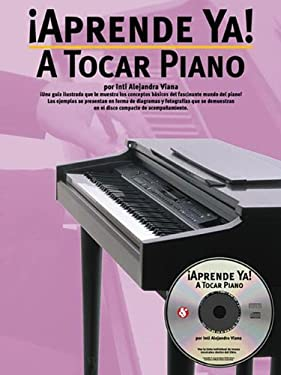 A Tocar Piano [With CD] 9780825628849