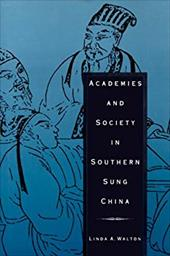 Academies and Society in Southern Sung China 3582615