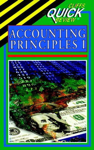 Accounting Principles I 9780822053095