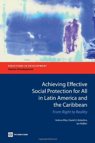 Achieving Effective Social Protection for All in Latin America and the Caribbean: From Right to Reality 9780821383988