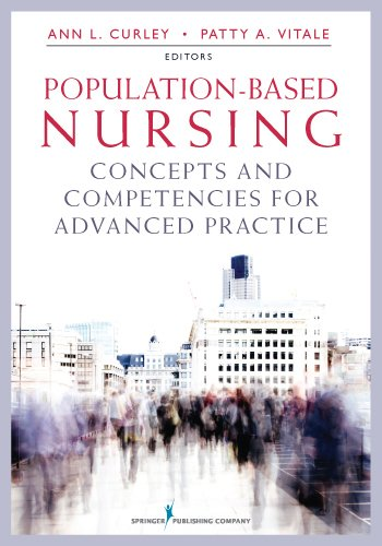Population-Based Nursing: Concepts and Competencies for Advanced Practice 9780826106711