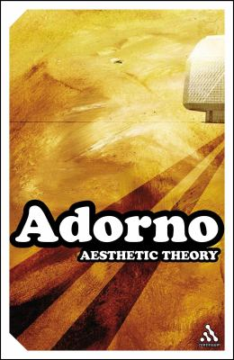 Aesthetic Theory 9780826476913