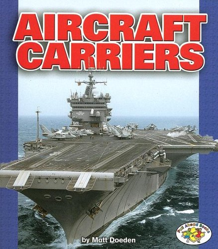 Aircraft Carriers 9780822528722