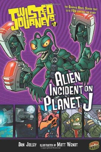 Alien Incident on Planet J 9780822588764