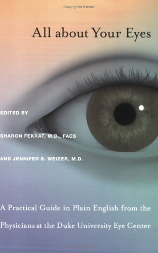 All about Your Eyes-PB 9780822336990