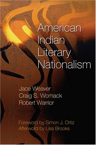 American Indian Literary Nationalism 9780826340733