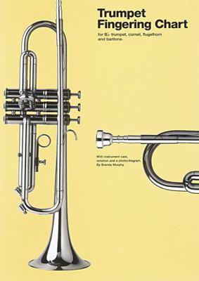 Amsco Trumpet Fingering Chart 9780825623851