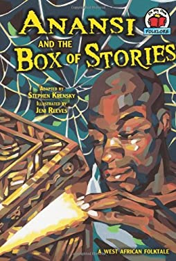 Anansi and the Box of Stories: A West African Folktale 9780822567455