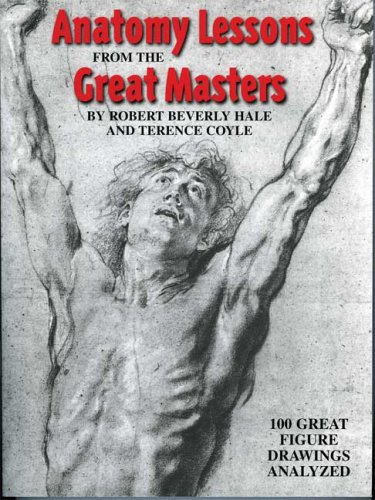 Anatomy Lessons from the Great Masters 9780823002818