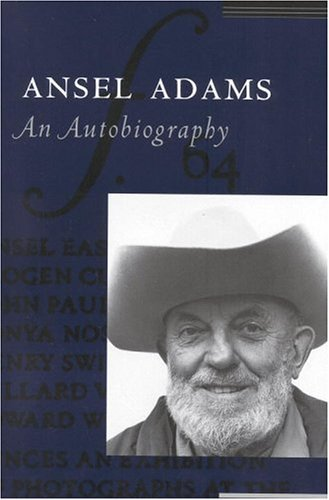 Ansel Adams: An Autobiography 9780821222416