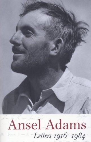 Ansel Adams: Letters, 1916 - 1984 9780821226827