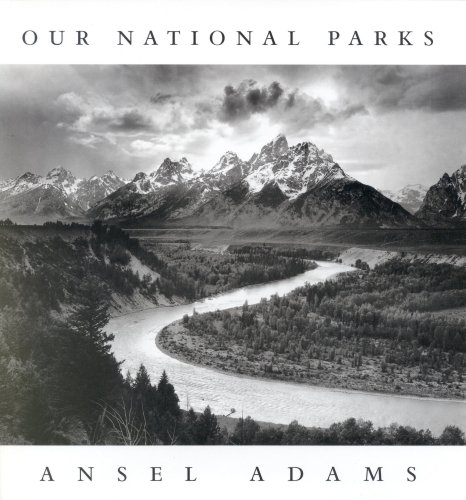Ansel Adams: Our National Parks 9780821219102
