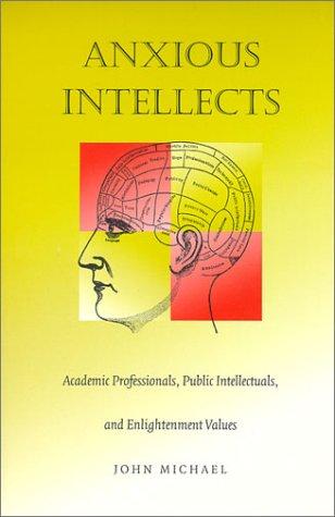 Anxious Intellects-PB 9780822324966