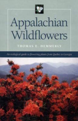 Appalachian Wildflowers 9780820321646