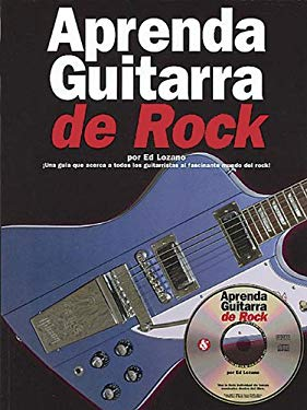 Aprenda Guitarra de Rock [With CD] 9780825628313