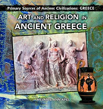 Art and Religion in Ancient Greece 9780823967704