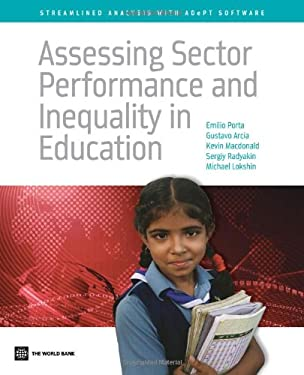 Assessing Sector Performance and Inequality in Education 9780821384589