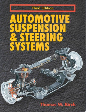 Automotive Suspension and Steering Systems 9780827390997