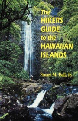 Ball: The Hikers Guide to Hawn Isl 9780824822231