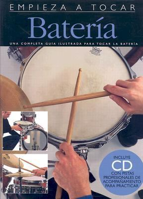 Bateria [With CD] 9780825628993