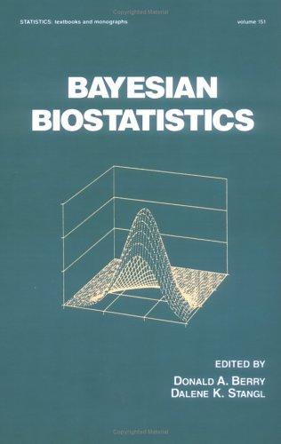 Bayesian Biostatistics 9780824793340