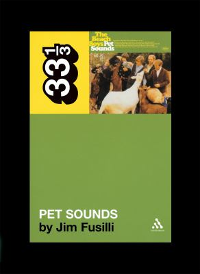 The Beach Boys' Pet Sounds 9780826416704