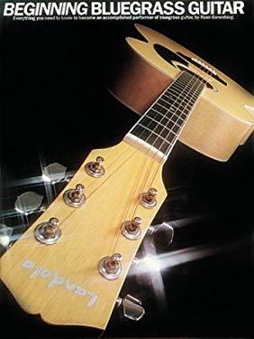 Beginning Bluegrass Guitar 9780825623684